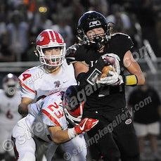 Crown Point vs. Lowell - 8/18/17 - Lowell defeated Crown Point 27-13 on Friday evening (8/18) in Lowell.  The Red Devils returned a pair of kickoffs for...