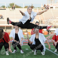 Crown Point Varsity Dance - 8/25/17 - View 48 images from the Crown Point Varsity Dance Team performance of 8/25/17.