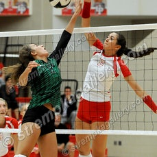 Valpo vs. Crown Point - 9/5/17 - Crown Point was a three set winner over Valpo in Crown Point on Tuesday evening (9/5).  Scores were: 25-21, 25-19, 25-17....