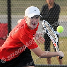 Kankakee Valley vs. Crown Point - 9/18/17 - View 47 images from the Kankakee Valley vs. Crown Point Tennis match of 9/18/17.