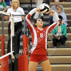 Crown Point vs. Valpo - 9/28/17 - Crown Point was a three set winner over Valpo on Thursday evening (9/28) in Valparaiso.  Scores were:  25-14, 25-15,...