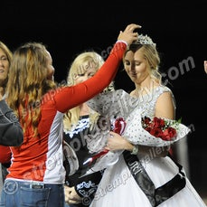 Crown Point Homecoming - 9/29/17 - View 22 images from Crown Point's Homecoming Court introductions.
