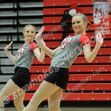 Crown Point Dance Showcase (Gallery 3) - 11/5/17 - View 117 images from the Crown Point Dance Team Showcase performances 12 through 16.  (Industrial Dance...