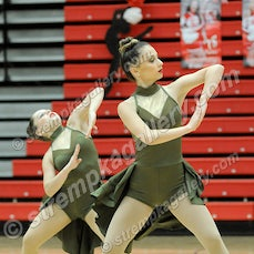 Crown Point Dance Showcase (Gallery 4) - 11/5/17 - View 113 images from the Crown Point Dance Team Showcase performances 17 through 21.  (JV Jazz, Varsity...