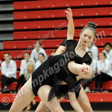 Crown Point Dance Showcase (Gallery 6) - 11/5/17 - View 89 images from the Crown Point Dance Team Showcase performances 29 through 33.  (4.1.3 Dance Academy,...