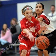 Crown Point AAU (4th/5th White) - 12/16/17 - View 53 Crown Point AAU 4th/5th Grade Basketball photos from 12/16/17.