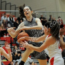 Chesterton vs. Crown Point (Girls) - 1/19/18 - Chesterton defeated Crown Point 38-32 on Friday evening (1/19) in Crown Point.  You will find 35 game images...