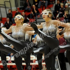Crown Point Varsity Dance - 1/19/18 - View 31 images from the Crown Point Varsity Dance Team performance of 1/19/18.