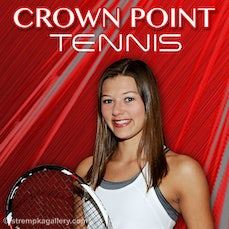 Crown Point Tennis Banner Samples - 4/4/18 - Crown Point Tennis Banner Samples - 4/4/18