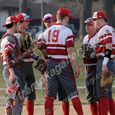 Crown Point vs. Chesterton - 4/12/18 - Crown Point outlasted Chesterton 8-6 on Thursday evening (4/12) in Chesterton.  You will find 74 game images available...