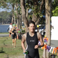 Bribie 13/14 #2 Short Transition/Bike - Short Course transition and Bike.  