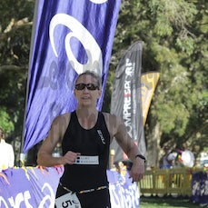 Bribie 13/14 #2 Short Finish - Short Course Finish.