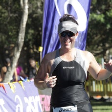 Bribie 13/14 #4 Short Run Finish - Short Course Run and Finish.  Searchable by Bib Number