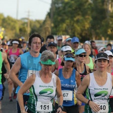 Qld Half Marathon - Half Start - NOT SEARCHABLE