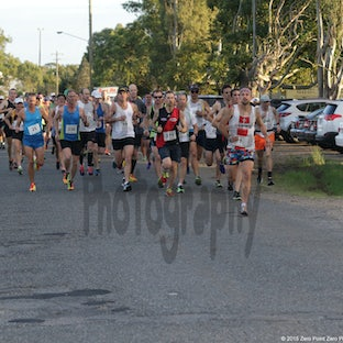 Queensland Half Marathon - Held at Deagon Racecourse/Sandgate foreshore Sunday 7th June 2015