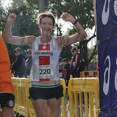 Qld Half Marathon - Finish Part 2 - SEARCHABLE BY BIB NUMBER.