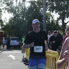 Qld Half Marathon - Finish Part 3 - SEARCHABLE BY BIB NUMBER.