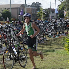 Bribie 2015/16 Race 1 Sun Short Course Bike - NOT SEARCHABLE.