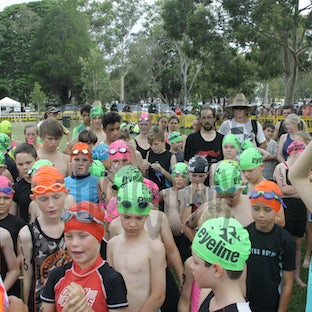 Bribie 2015/16 Race 2 - Asics The Run Inn Bribie Triathlon Series 2015/16 Race 2