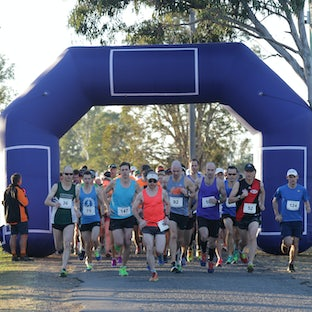 Queensland 1/2 Marathon - Queensland Half Marathon held at Deagon on Sunday 29 May 2016