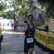 Tri Fraser Coast Finish Line and Presentation - The finish line and presentation from Tri Fraser Coast's races Sunday 21st August 2016