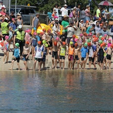 Bribie 2016/17 #3 Saturday - Photos from Bribie Tri Active Kids and First Timers 