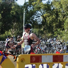 Bribie 2016/17 #3 Sunday Short Bike - Bribie Tri 2016/17 Series.