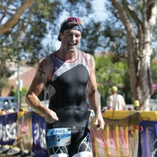 Bribie 2016/17 #3 Sunday Long Finish - Long Course Finish photos from Bribie Tri Series 2016/17 Race 3