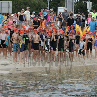 Bribie 2016/17 Race 4 - 2016/17 Bribie Tri Series Race 4, including Saturday's Active Kids and Active First Timers and the Tykes, Trikes and Training Wheels...