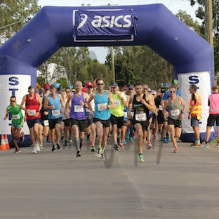 2017 Queensland Half Marathon - 2017 Qld Half Marathon run on Sunday 2nd April at Deagon