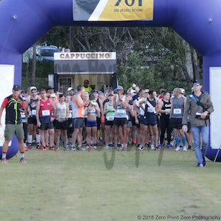 Queensland Half Marathon 2018 - Queensland Half Marathon held at Bracken Ridge, Qld on Sunday 3rd July 2018