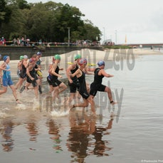 Bribie 2012/13 #4 03Mar13 - The Run Inn Bribie Tri Series 2012/13 race number 4 held Sunday 3 Mar 13