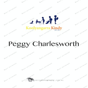 Koolyangarra Kindy - Peggy Charlesworth