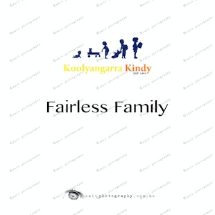 Koolyangarra Kindy - Fairless Family