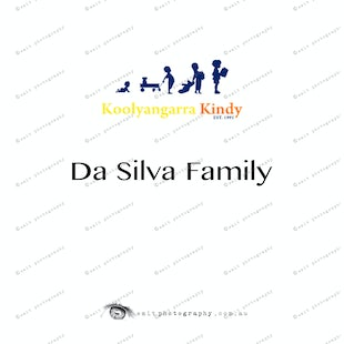 Koolyangarra Kindy - Da Silva Family