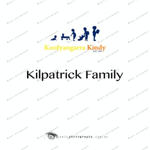 Koolyangarra Kindy - Kilpatrick Family