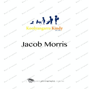 Koolyangarra Kindy - Jacob Morris