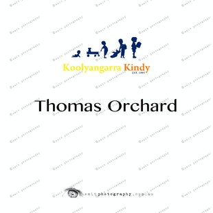 Koolyangarra Kindy - Thomas Orchard
