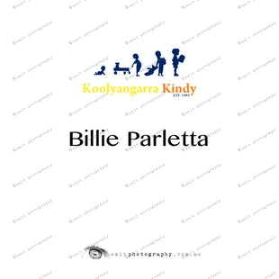 Koolyangarra Kindy - Billie Parletta