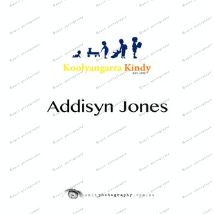 Koolyangarra Kindy - Addisyn Jones