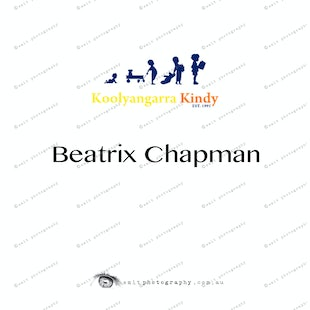 Koolyangarra Kindy - Beatrix Chapman