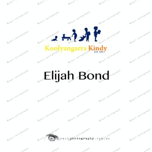 Koolyangarra Kindy - Elijah Bond