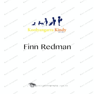 Koolyangarra Kindy - Finn Redman
