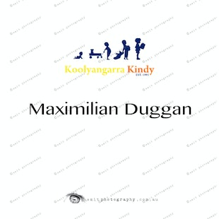 Koolyangarra Kindy - Max Duggan