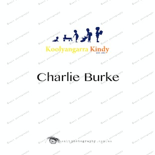 Koolyangarra Kindy -  Charlie Burke