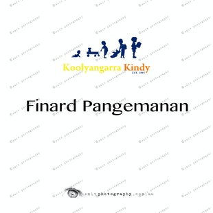 Koolyangarra Kindy -  Finn Pangemanan