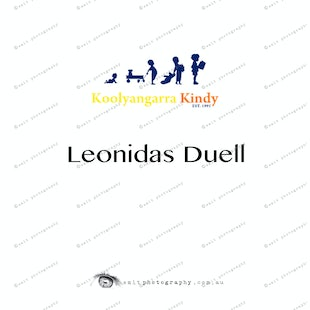 Koolyangarra Kindy -  Leonidas Duell
