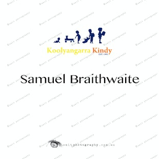 Koolyangarra Kindy -  Samuel Braithwaite