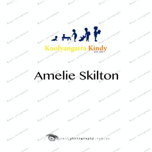 Koolyangarra Kindy -  Amelie Skilton