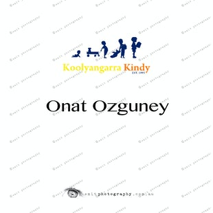Koolyangarra Kindy -  Onat Ozguney